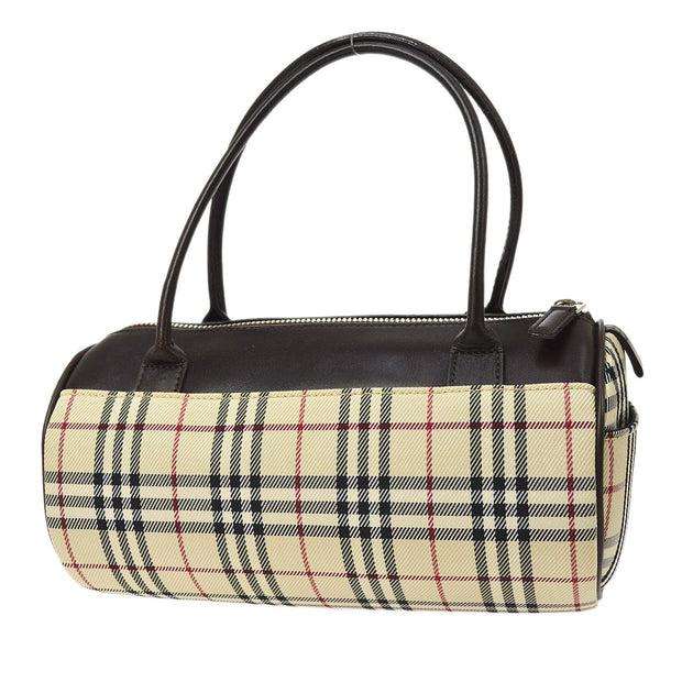 BURBERRY'S Burberry Check Hand Bag Beige