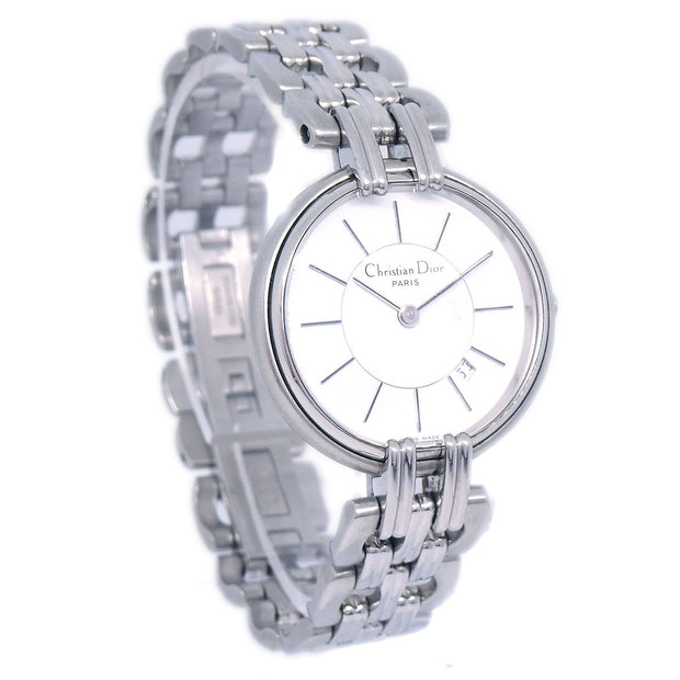 Christian Dior Bagheera 66100 Ladies Wristwatch Watch Stainless Steel