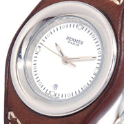 HERMES Arne HA1.210 Ladies Quartz Wristwatch Watch Stainless steel