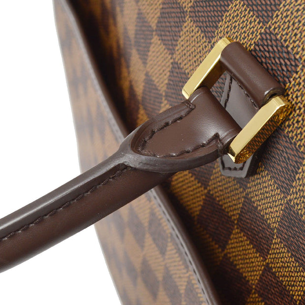 LOUIS VUITTON SARRIA HORIZONTAL HAND BAG DAMIER N51282