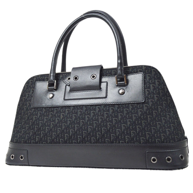Christian Dior Street chic Trotter Hand Bag Black