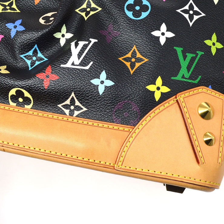 LOUIS VUITTON SHARLEEN MM HAND TOTE BAG MONOGRAM MULTICOLOR M93213