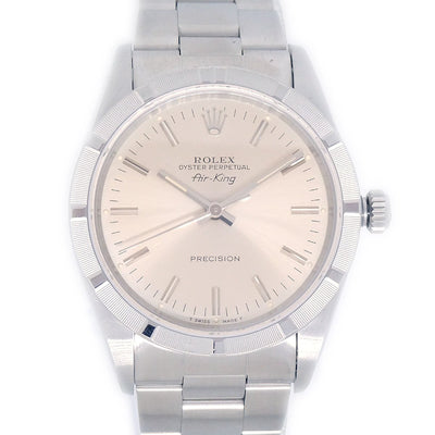 ROLEX OYSTER PERPETUAL Air-King Ref.14010 Self-winding Wristwatch Watch