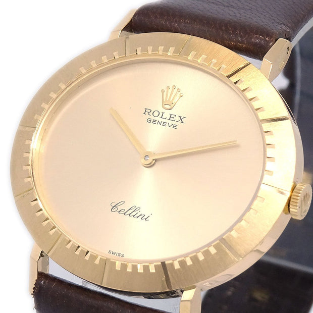 ROLEX Cellini Ref.4083 Manual-winding Wristwatch Watch