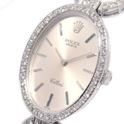 ROLEX GENEVE Cellini Ref.4110 Ladies Manual-winding Wristwatch
