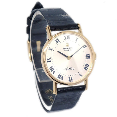 ROLEX Cellini Ref.5109 Manual-winding Wristwatch Watch