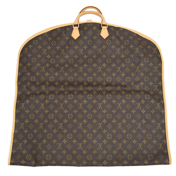 LOUIS VUITTON HOUSSE PORTE HABITS GARMENT COVER MONOGRAM M23432
