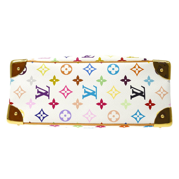 LOUIS VUITTON TROUVILLE HAND BAG MONOGRAM MULTI-COLOR M92663