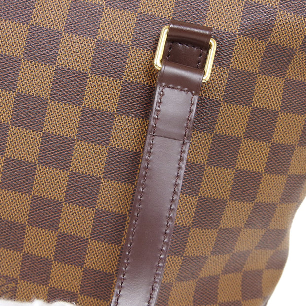 LOUIS VUITTON CABAS PIANO HAND TOTE BAG DAMIER SP ORDER N51187