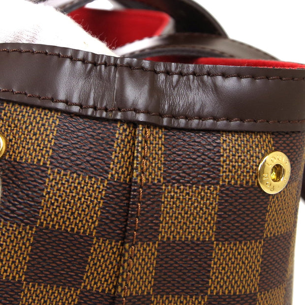 LOUIS VUITTON HAMPSTEAD MM HAND TOTE BAG DAMIER N51204