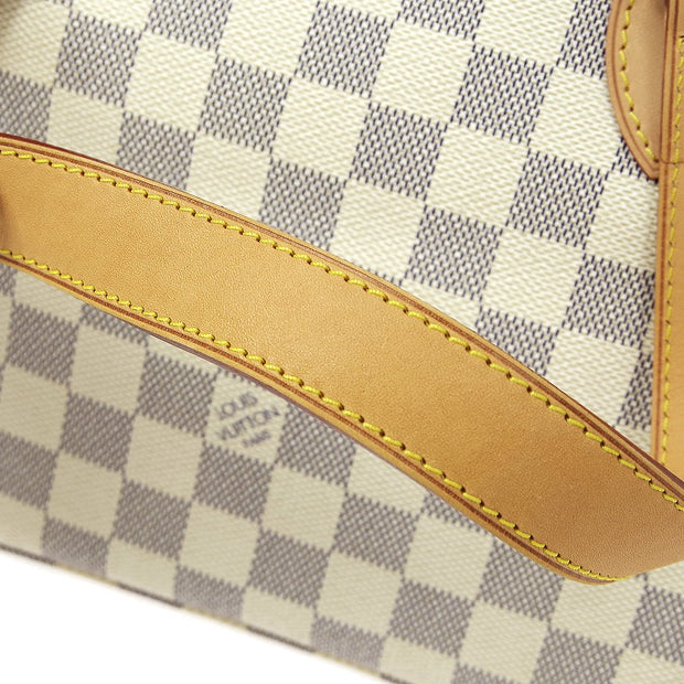 LOUIS VUITTON HAMPSTEAD PM HAND TOTET BAG DAMIER AZUR N51207