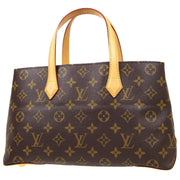 LOUIS VUITTON WILSHIRE PM HAND TOTE BAG MONOGRAM M45643