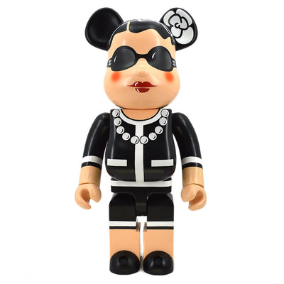 CHANEL X BE@RBRICK 1000% COCO CHANEL Camellia Mascot No.908 Not for sale