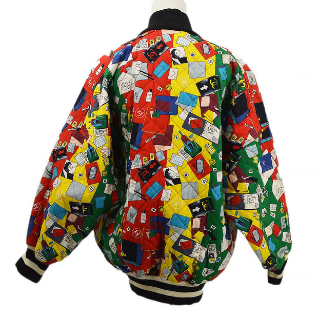 CHANEL #36 Jacket Multi Color