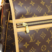LOUIS VUITTON MESSENGER BOSPHORE GM SHOULDER BAG MONOGRAM M40105