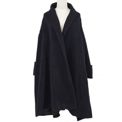 CHANEL 26 #34 Long Coat Black