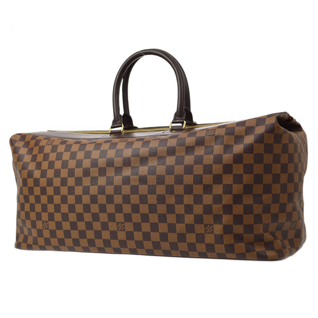 LOUIS VUITTON GREENWICH GM TRAVEL Duffle HAND BAG DAMIER N41155