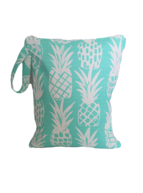 Pineapple Wet Bag-4 Sizes Available