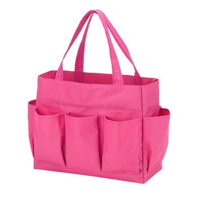 Pink Carryall Tote Bag - Free Personalization