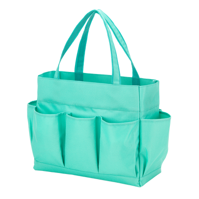 Mint Carryall Tote Bag - Free Personalization