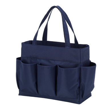 Navy Carryall Tote Bag - Free Personalization