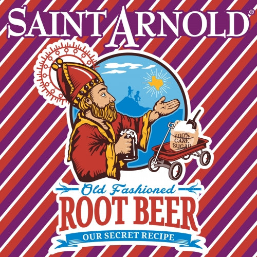 Saint Arnold Root Beer