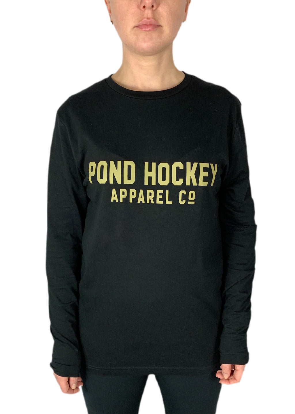 Women's Golden Goal Long Sleeve Tee