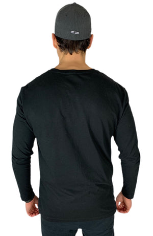 Men's Golden Goal Long Sleeve Tee