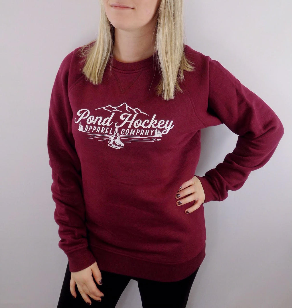 Women's Pond Crewneck