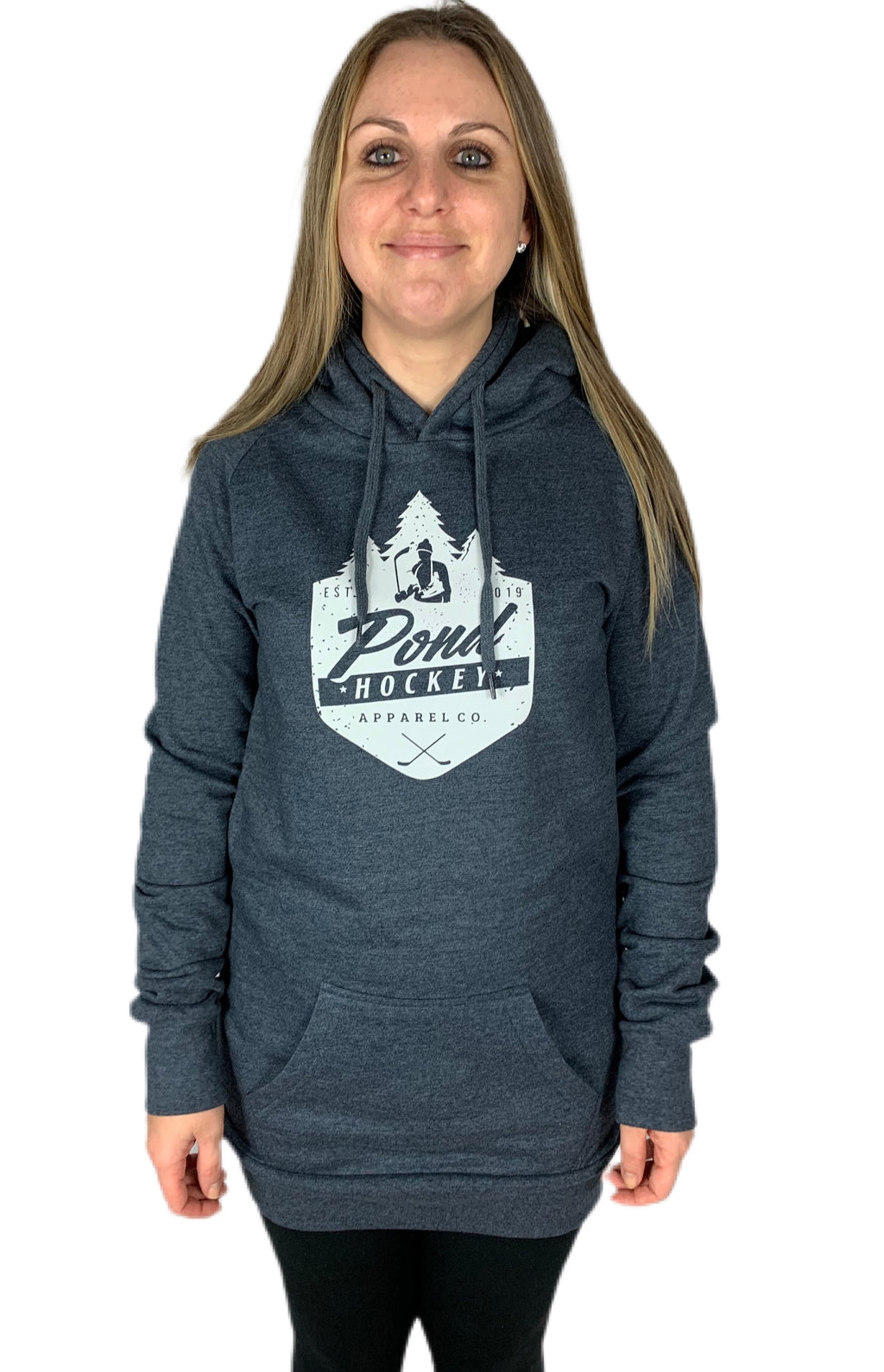 Women's Long Length Summit Hoodie