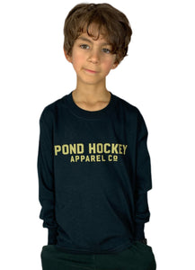 Youth Golden Goal Long Sleeve Tee