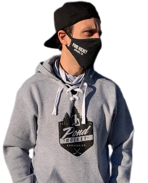 Pond Hockey Apparel Face Mask