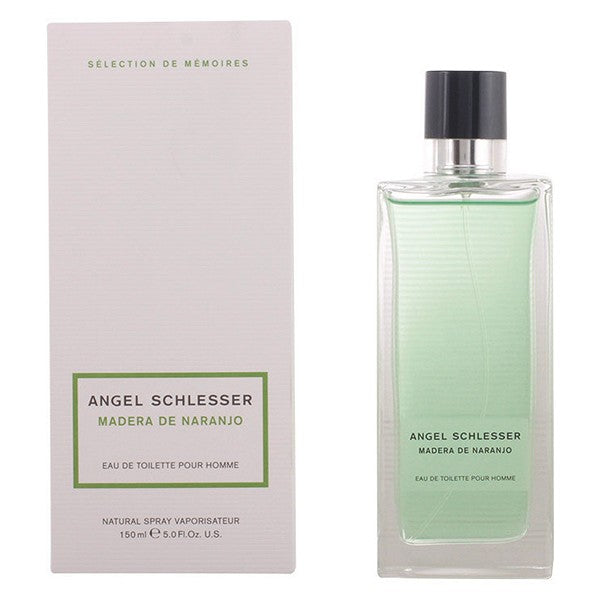 Perfume Hombre Madera Naranjo Homme Angel Schlesser EDT