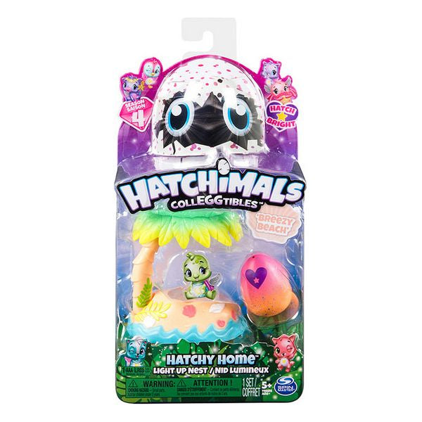 Muñeco Hatchimals Breeze Beach Bizak 114959