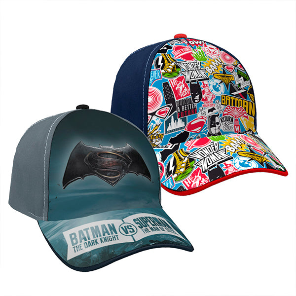 Gorra Infantil Batman vs Superman