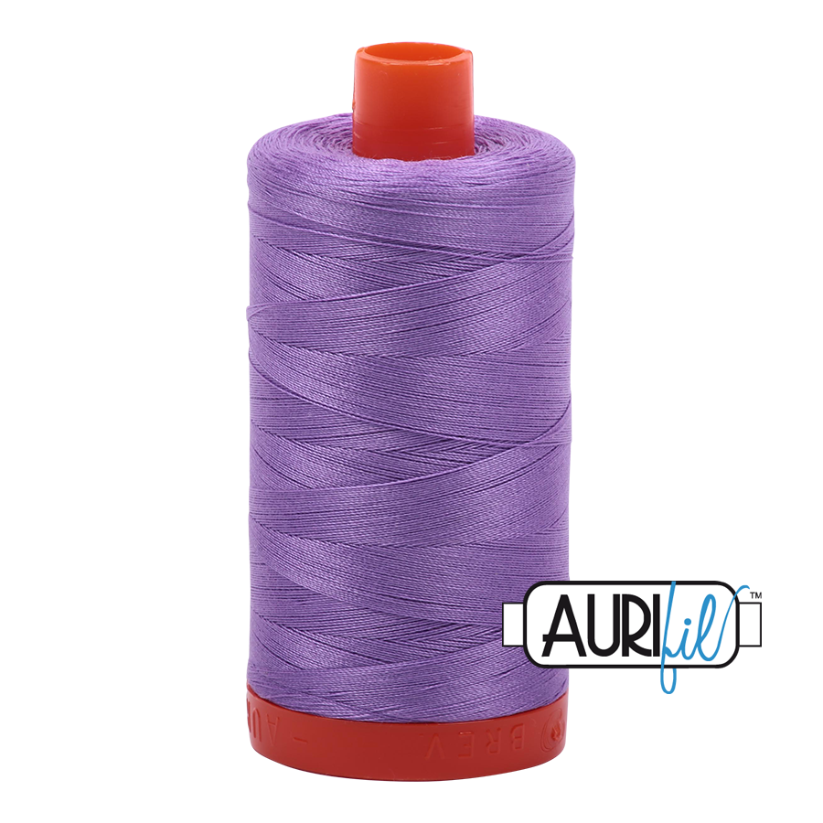 Aurifil 50 WT Cotton Violet #2520