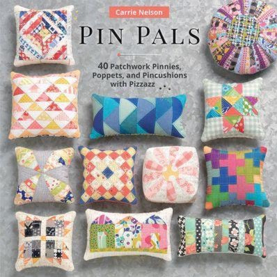 Carrie Nelson - Pin Pals Book