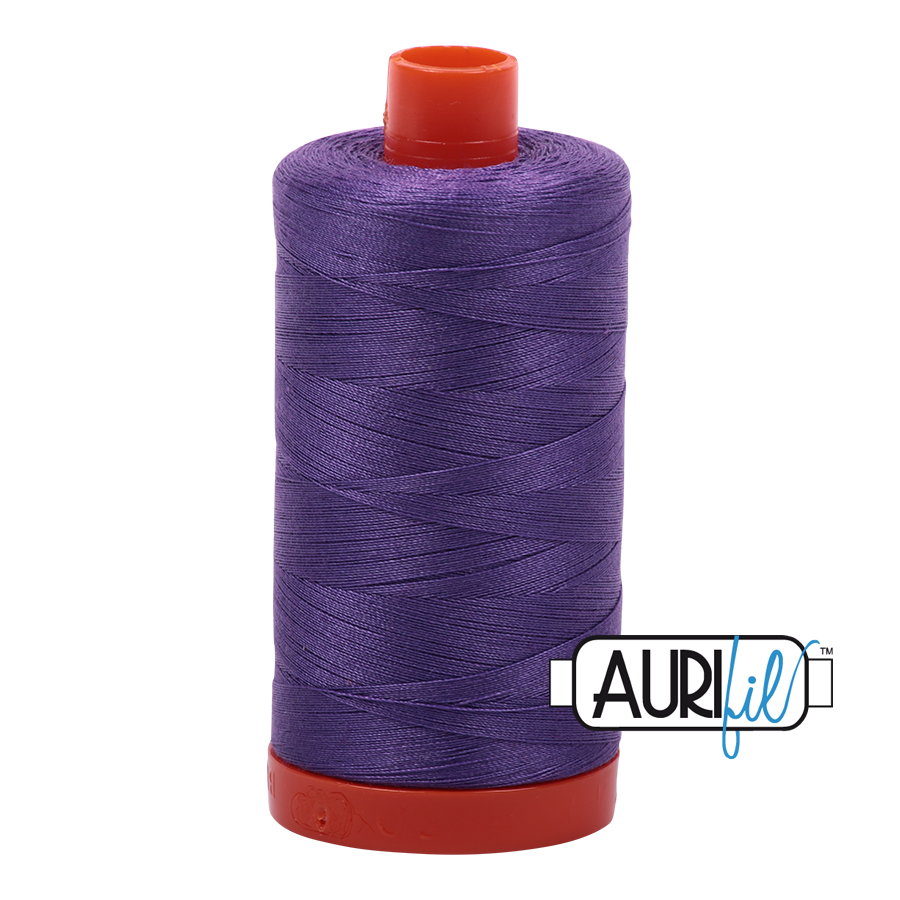 Aurifil 50 WT Cotton Dusty Lavender #1243