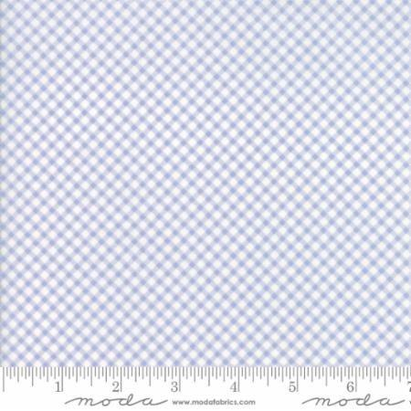 Moda - Brenda Riddle Guernsey Collection - Blue Check