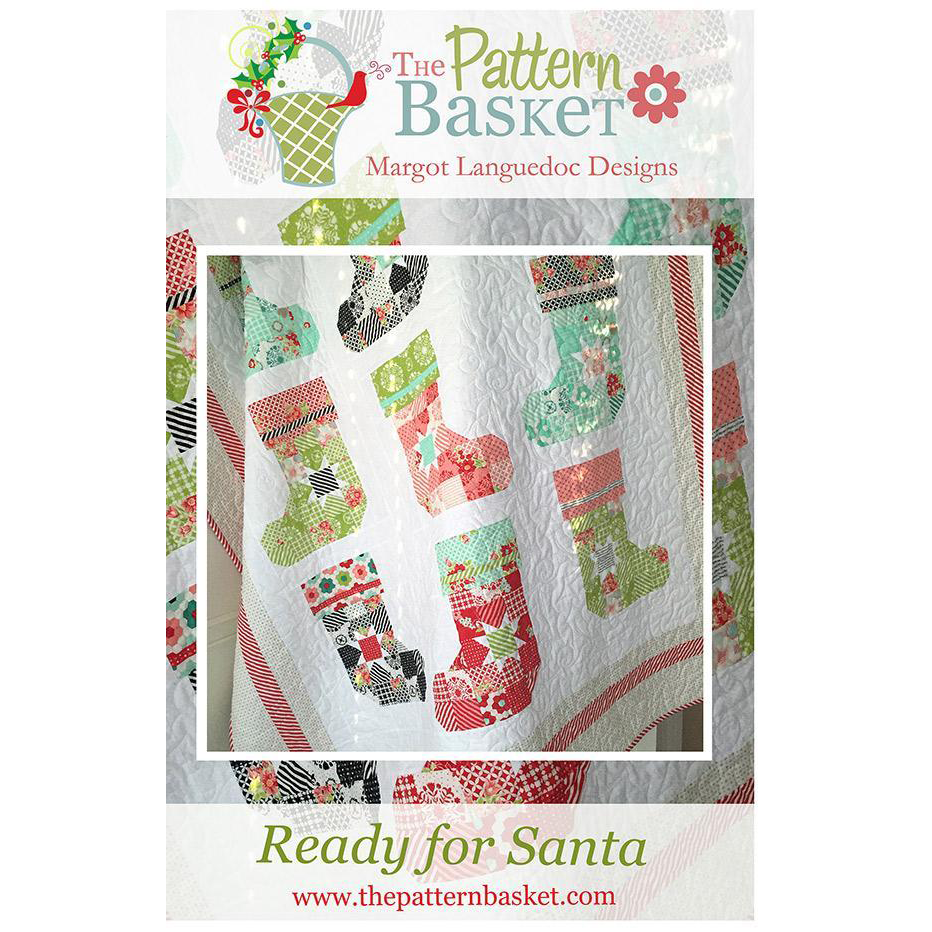 Ready For Santa - The Pattern Basket