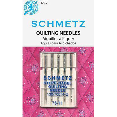 Schmetz - Quilting Needles Size 75/11