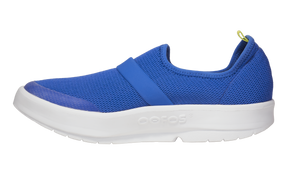 Women's OOmg Mesh Low White Blue