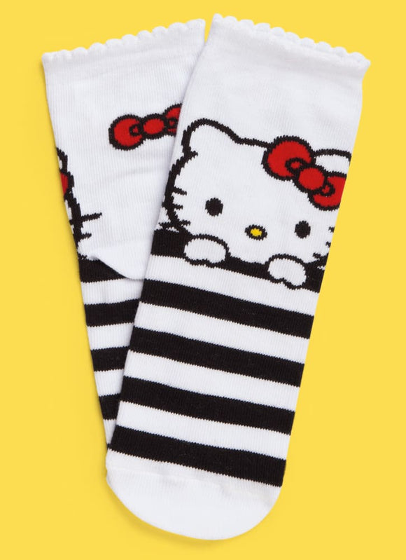 Medias Cortas Hello Kitty