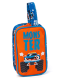 Necessaire Mediano Monster Car