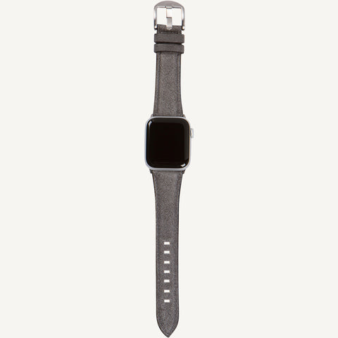 Gray Apple Watch Band Strap