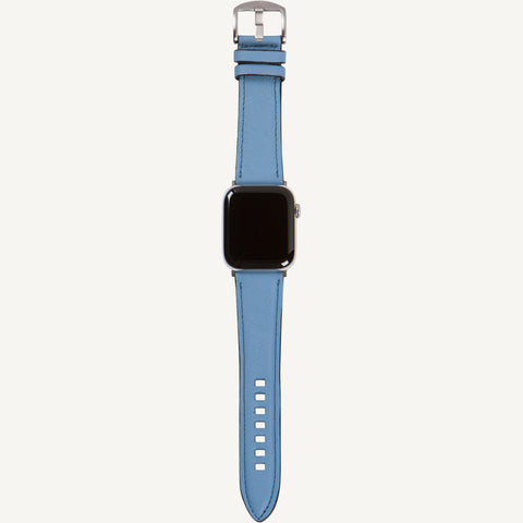Light Blue Sky Apple Watch Band Strap