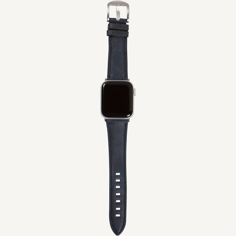 Navy Dark Blue Apple Watch Band Strap
