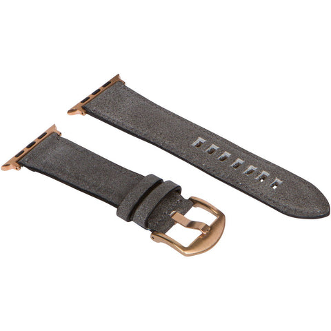 Ash - 38mm/40mm / Rose Gold - Apple Watch Band