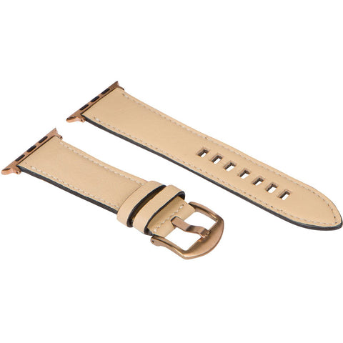 Oat - 38mm/40mm / Rose Gold - Apple Watch Band