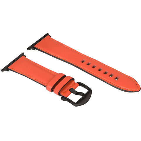 Tangerine Marmalade - 38mm/40mm / Black - Apple Watch Band